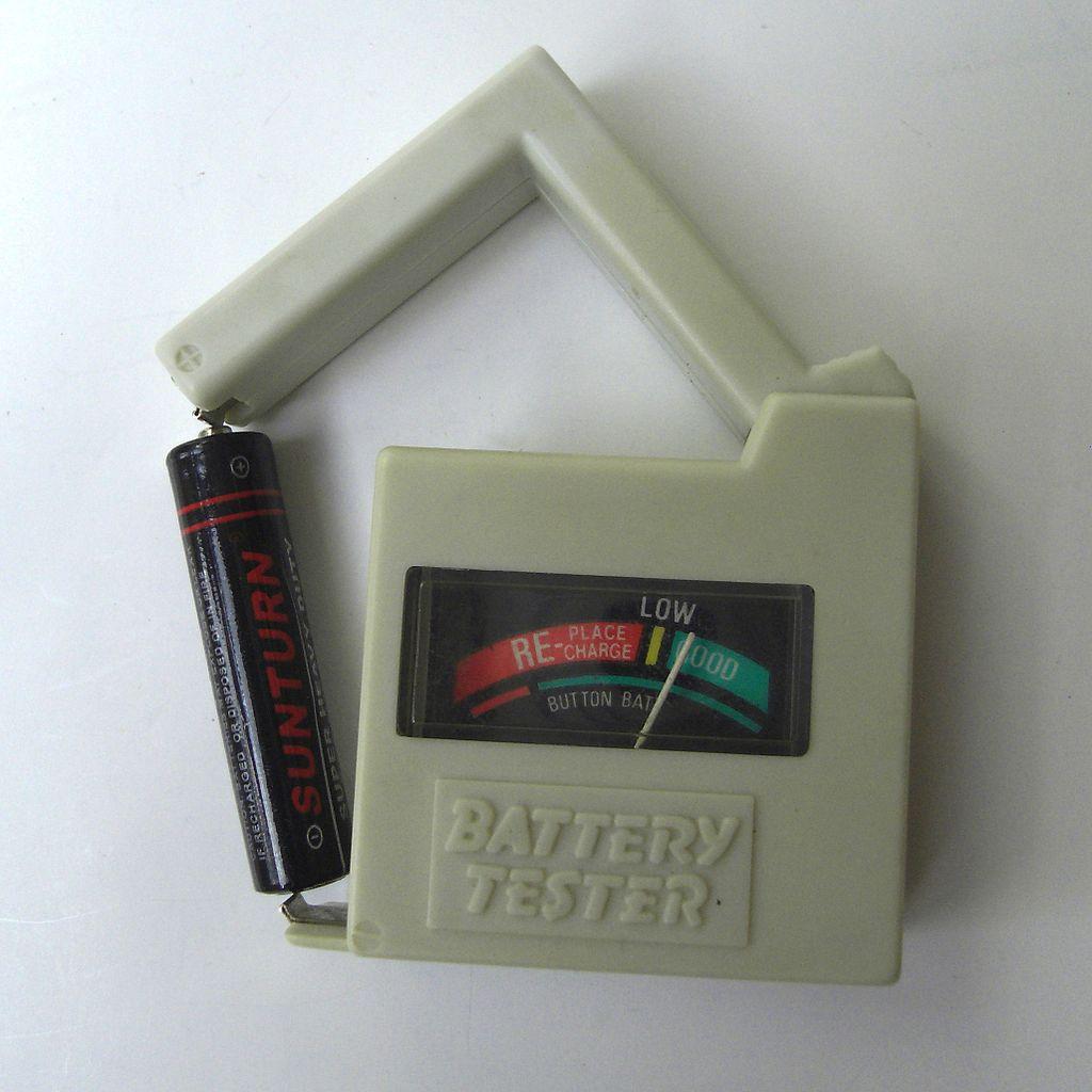image Comment tester une batterie ?