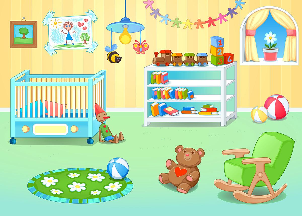 image Les incontournables pour  bien décorer une chambre d'enfant