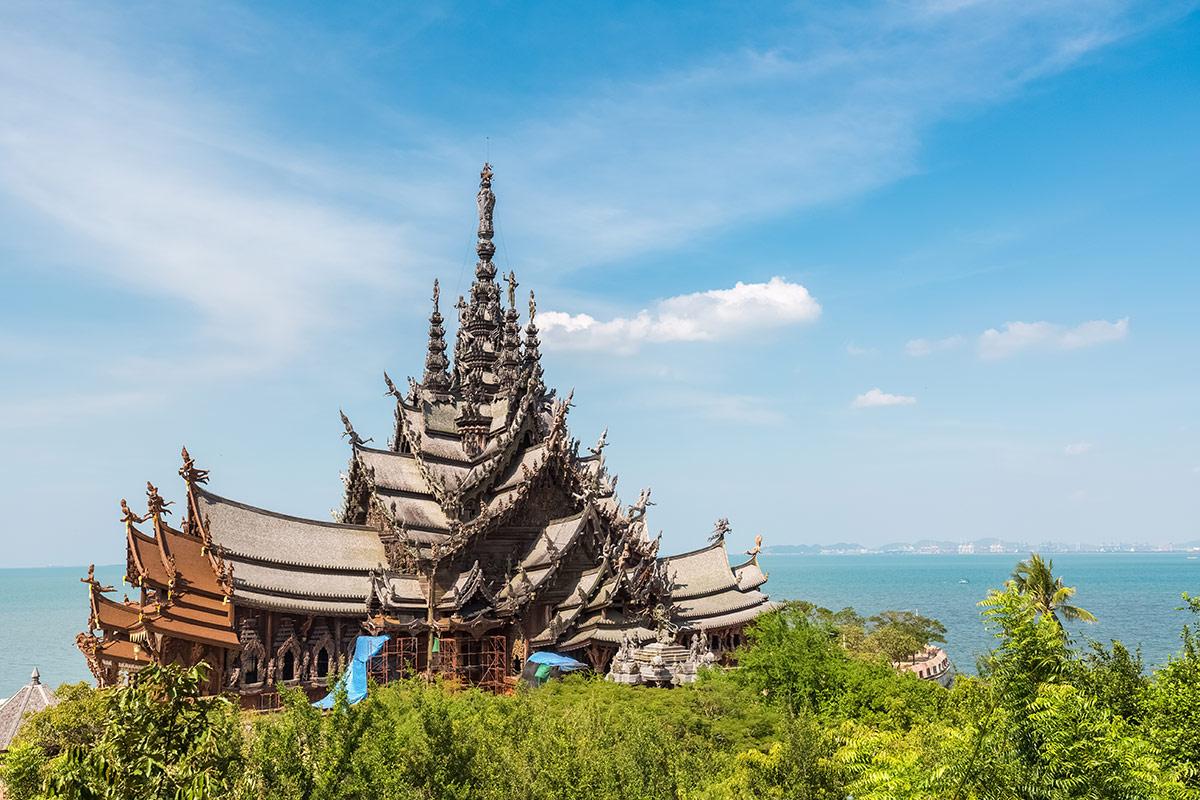 image Voyage pour la Thaïlande