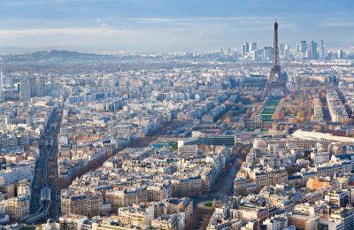 Marché de l'immobilier de luxe à Paris