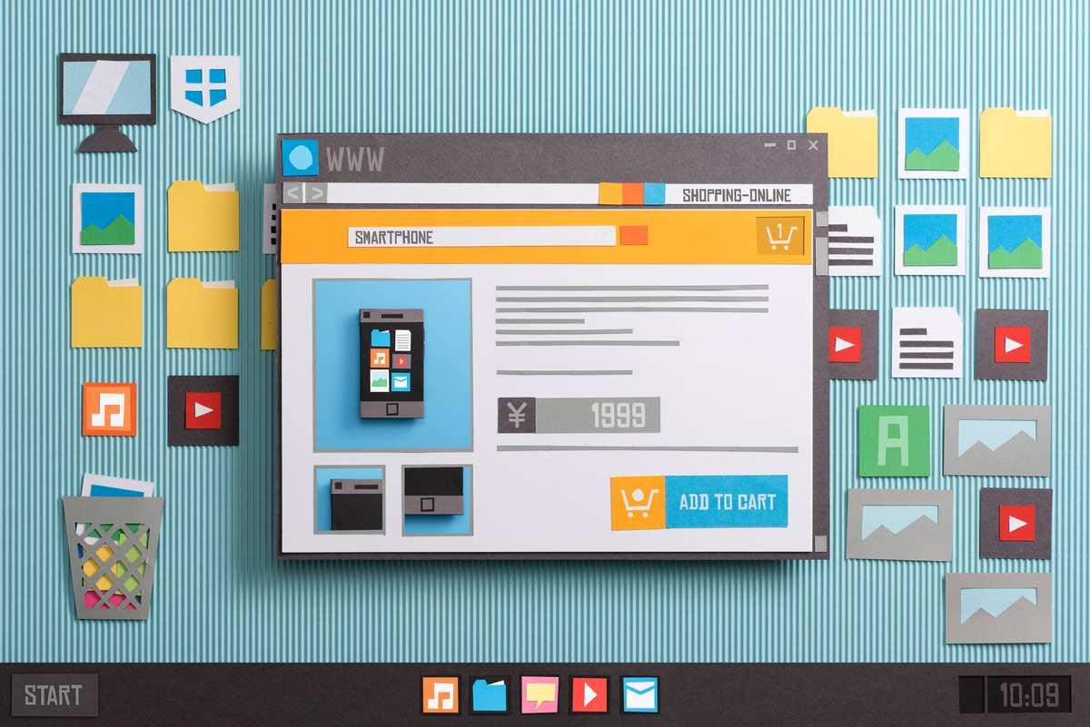 image Une création de site internet réussie avec l'agence de communication globale Lumen