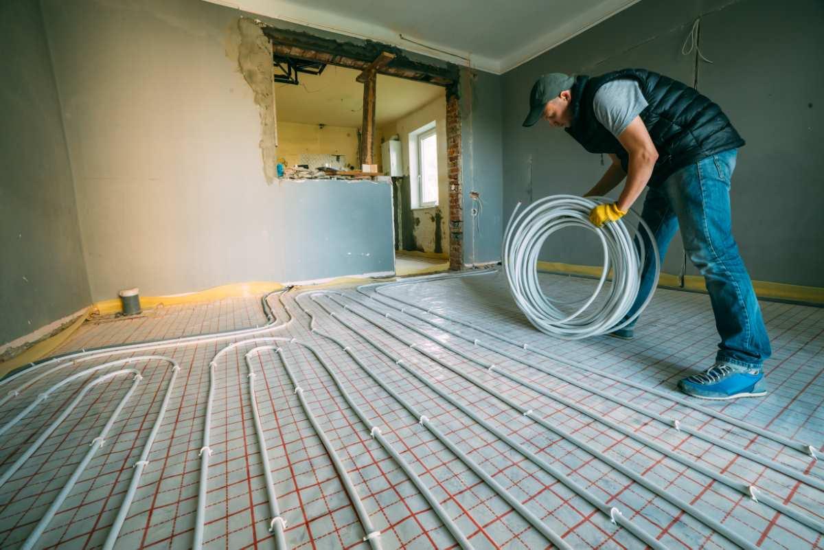 Chauffage électrique par le sol : Fonctionnement, coût et