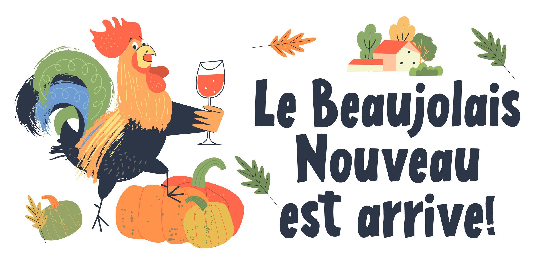 image Qu'est-ce que le Beaujolais nouveau ?  Date et histoire
