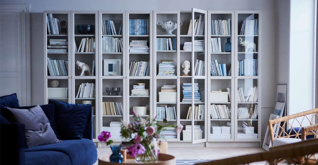 Biblioth que ikea laquelle choisir - Meuble tv bibliotheque ikea ...