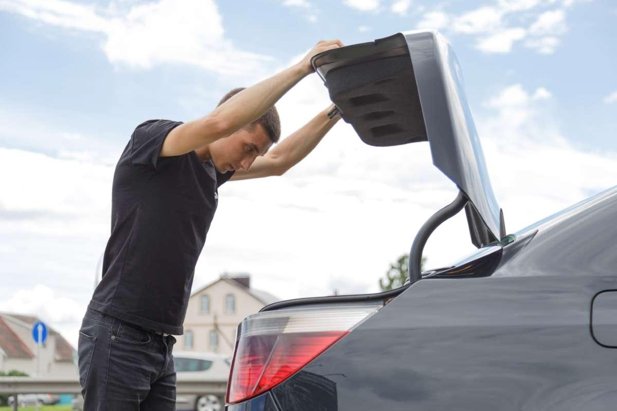 image Protéger votre voiture avec un tapis de coffre