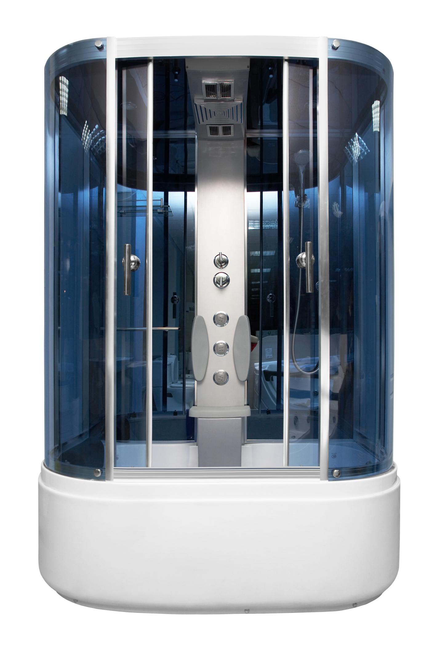 image Choisir sa douche hydromassante – colonnes d'hydromassage