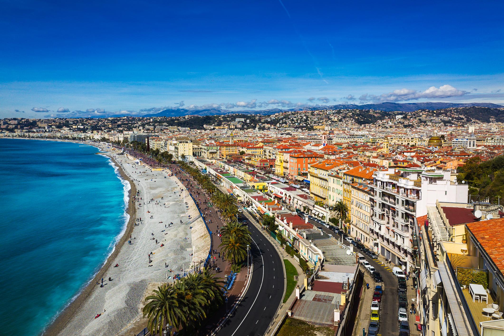 image Découvrez les plus belles villes de la région PACA (Nice, Marseille)