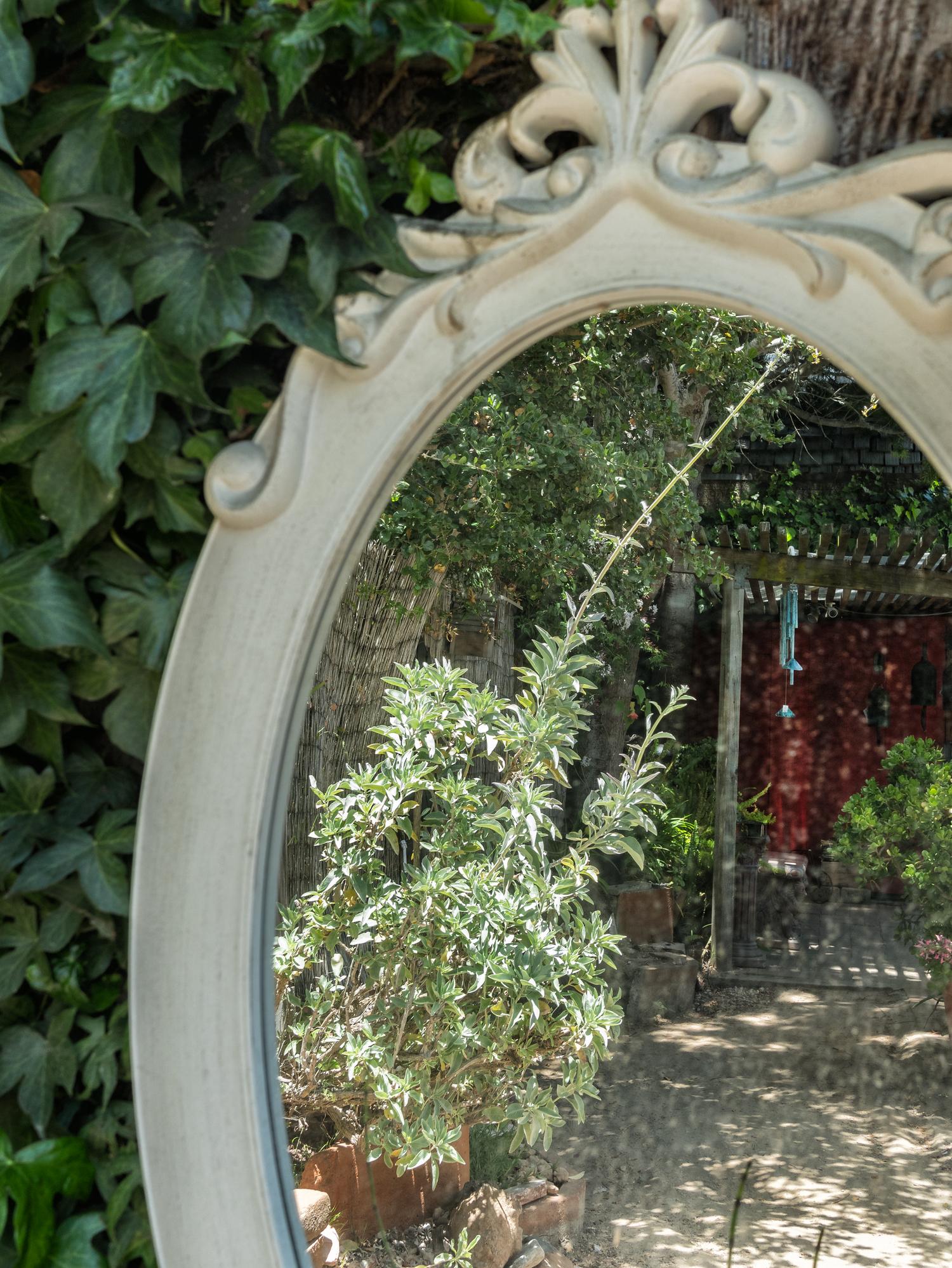 100 Incroyable Conseils Mettre Un Miroir Dans Le Jardin