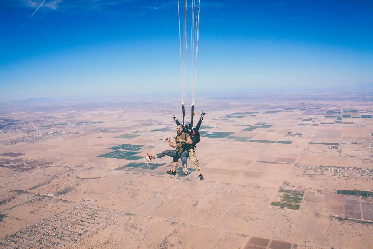 image Sauter en parachute : ce qu'il faut savoir !