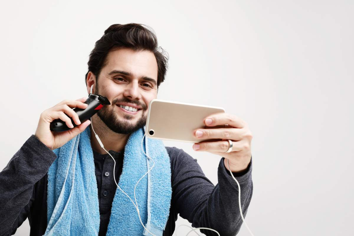 image La tondeuse à barbe : un outil indispensable pour un look parfait