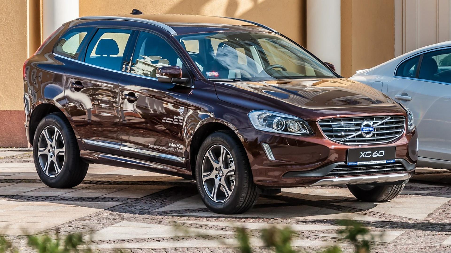 image Automobile : zoom sur la SUV Volvo XC60