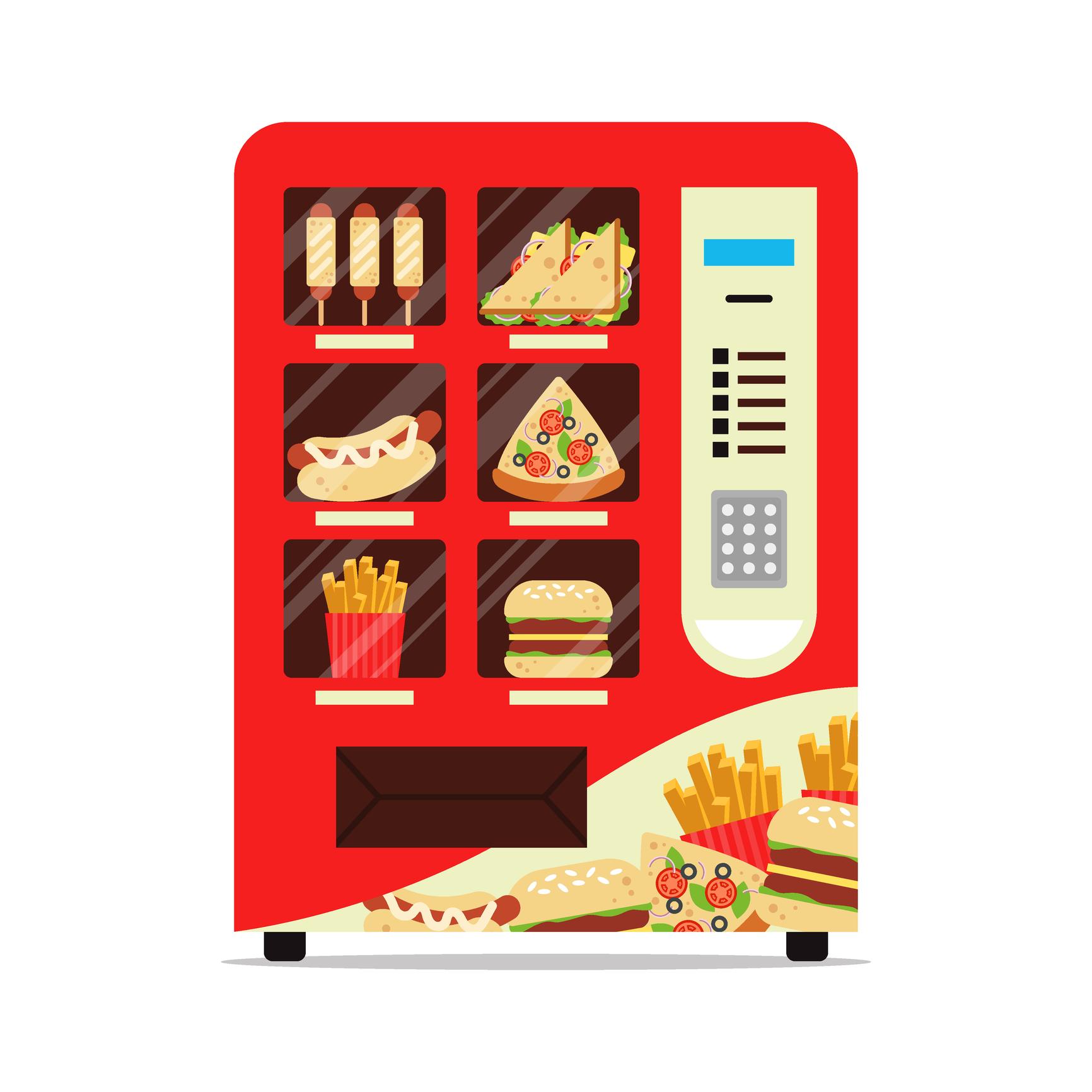 image Investissement : quels sont les atouts d'un distributeur automatique de pizza ?